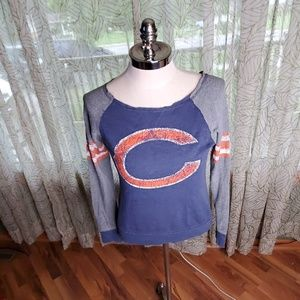 CHICAGO BEARS SWEATSHIRT THIN